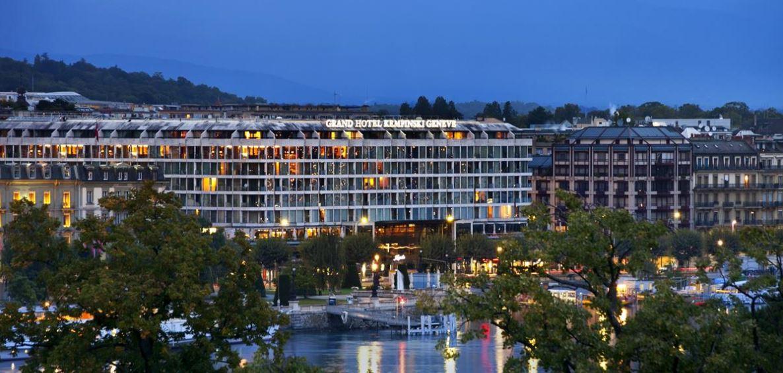 Grand Hotel Kempinski U2013 Genu00e8ve U2013 Caper Club